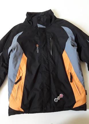 Куртка лыжная  на мальчика 12 лет
