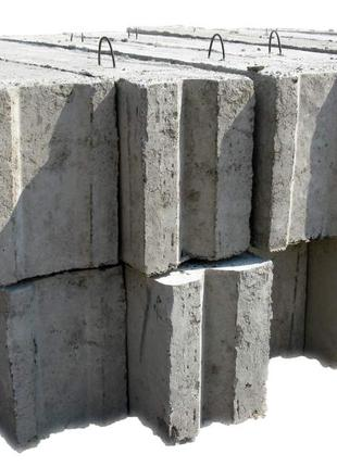 Блоки фундаментні ФБС 24-3.6
