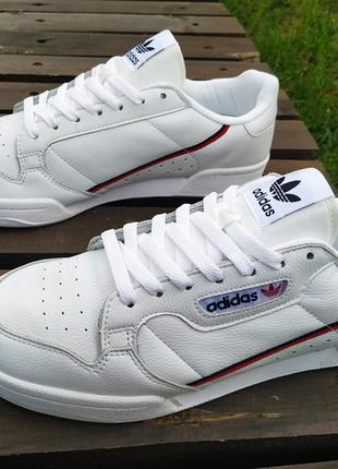 Кроссовки мужские кожаные Adidas Continental 80