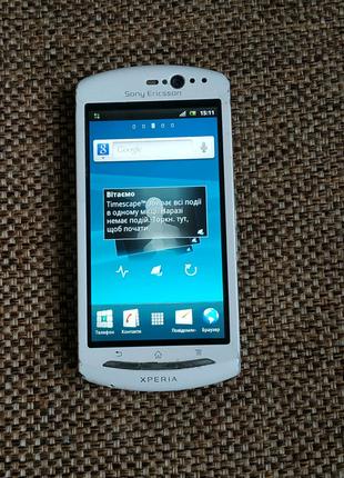 Sony Ericsson MT11 под восстановление