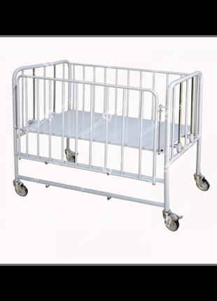 Ліжко функціональне для дітей до п'яти років, КФД