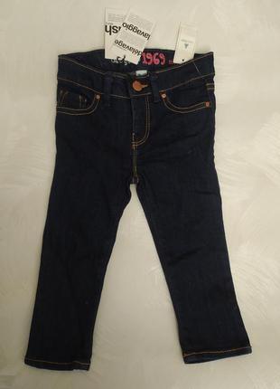 Gap 18-24 джинсы джинси
