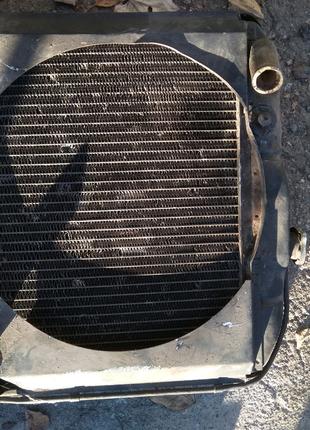 Радиатор Газ 69