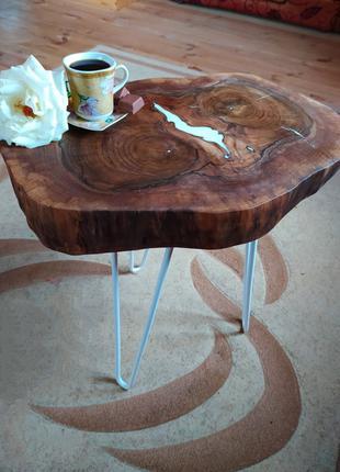 Журнальный столик, кофейный столик, стол лофт Loft