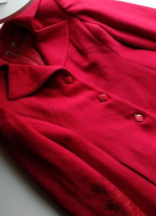 Утеплённое кашемировое пальто (еврозима)
