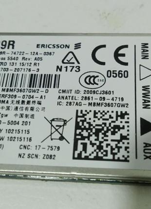 3G модем от Lenovo ThinkPad T420