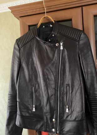куртка косуха Trussardi