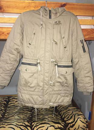 Курточка зимняя, женская