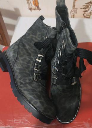 Демисезонные ботинки Freefleex