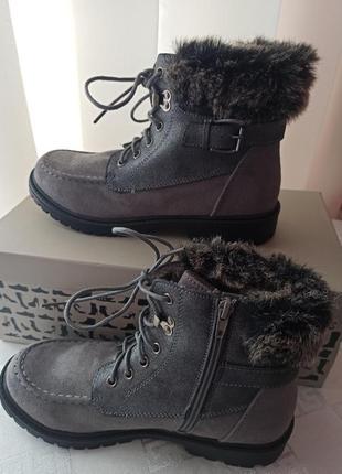 Ботинки утепленные . германия .