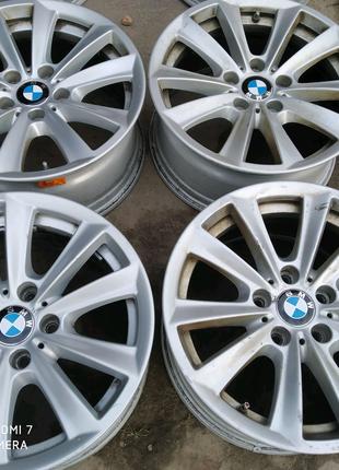 Диски BMW 3 series, X1 5/120/17 ET30 8j