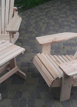 Крісло для саду Адірондак. Кресло для сада