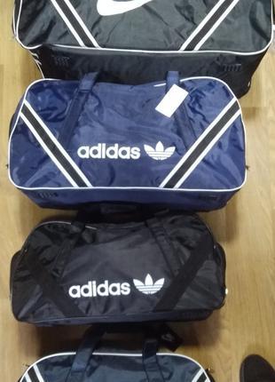 Спортивная сумка Nike Найк, Adidas Адидас в расцветках