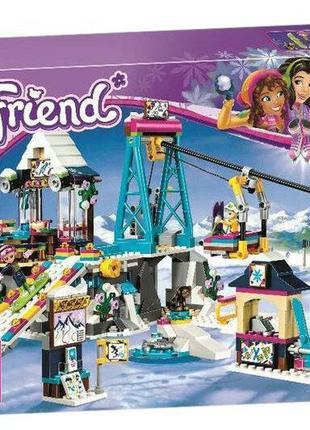 Конструктор Bela 10732 Горнолыжный курорт LEGO Friends 41324 ,...