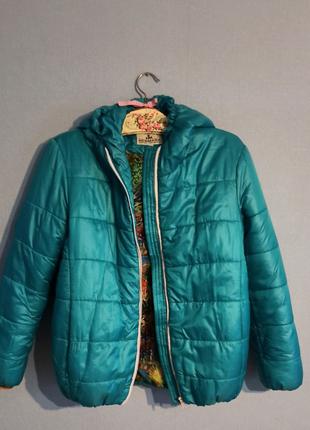 Курточка демисезонная / зимняя размер 34-36