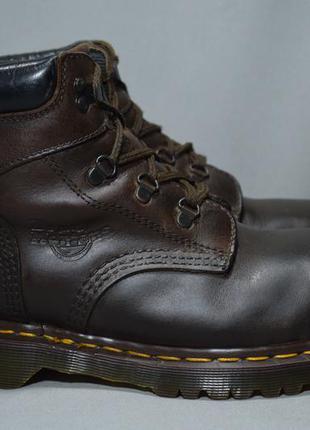 Dr. martens ботинки кожаные. англия. оригинал. 40 р./ 25 см.