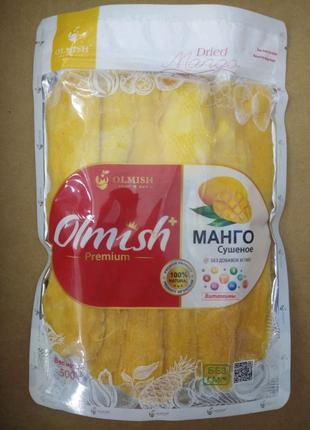 Манго без сахара