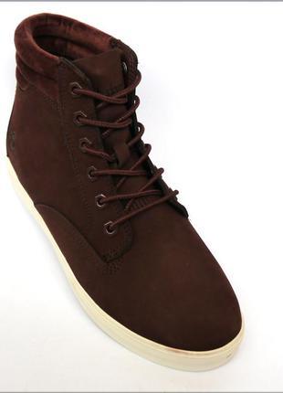 Timberland dausette высокие кроссовки ботинки нубук оригинал