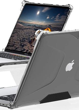 "Чехол противоударный Apple Macbook Pro 16"" UAG Plyo Ice Original"