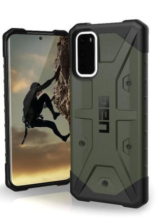 Противоударный чехол Samsung Galaxy S20/S20+/S20 Ultra UAG