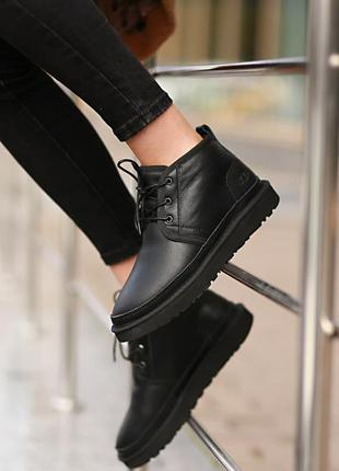 Ugg neumel boots metallic black 🆕 шикарные женские угги 🆕 купи...