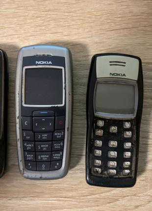 Nokia 1100, 2650, 6303c, 2800, 1208 sony ericsson w880i