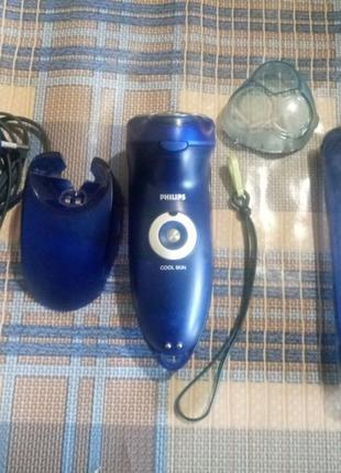 Электробритва мужская philips hq-6710 Влагостойкая