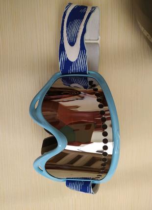 Маска горнолыжная очки oakley маска горнолижна