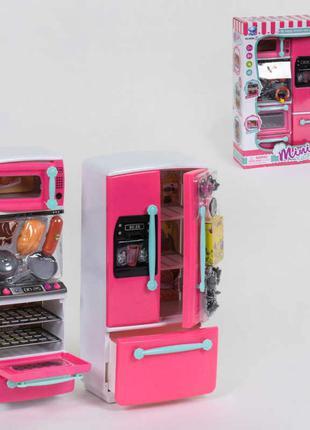 Игровой набор мини кухня с бытовой техникой 66096