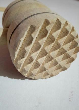 Кухонне приладдя з дерева ручної роботи. Лопатки, молотки, тов...