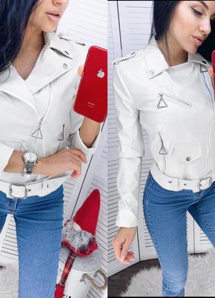 Распродажа  куртка женская косуха
