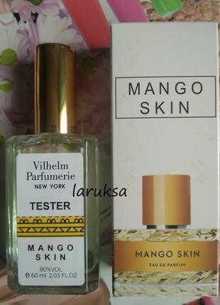 Унисекс  туалетная вода vilgelm parfumerie mango skin (60 мл)
