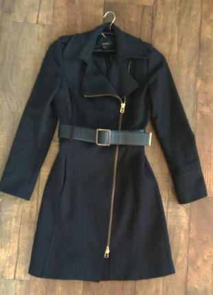 Пальто плащ накидка куртка парка mango xxs-xs-s-m