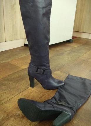 Сапоги ботинки ботильоны баталы широкое голенище