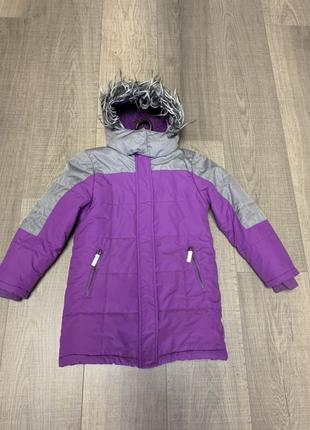 Зимняя куртка Тополино 116см Topolino пальто пуховик