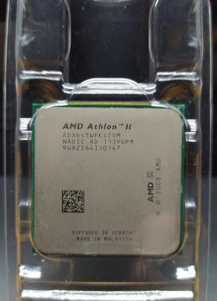 AMD Athlon II X4 645 3,1GHz sAM3 Tray 95w (ADX645WFK42GM) Propus