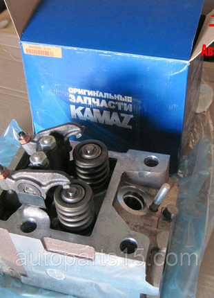 Головка блоку КАМАЗ 740