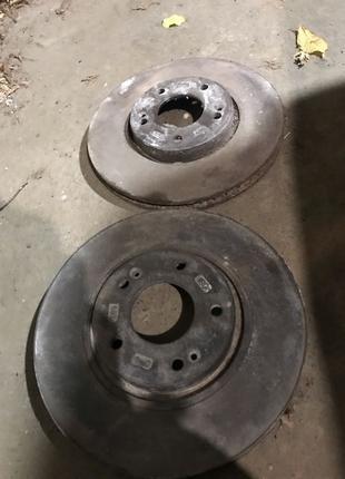 Передние тормозные диски Sonata NF