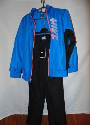 Костюм спортивный куртка олимпийка новая nike и штаны nike ори...