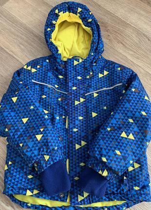 Зимняя куртка для мальчика lupilu