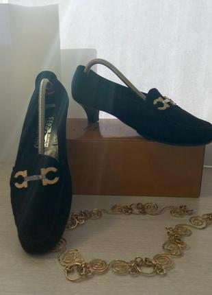Туфли женские salvatore ferragamo