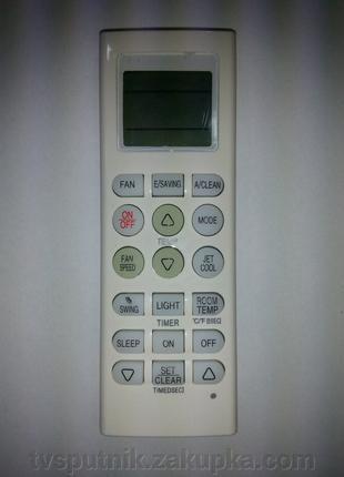 Пульт для кондиционера LG AKB73456114