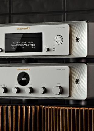 Новинка! Стерео-усилитель Marantz Model 30 / Marantz SACD 30n