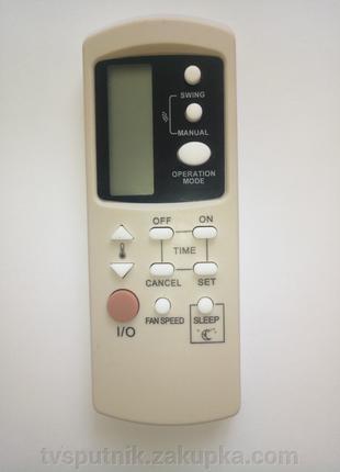 Пульт для кондиционеров Alpari GZ-1002B-E3