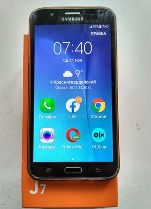 Samsung galaxy j700h