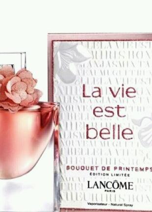 Женская парфюмированная вода La Vie Est Belle Bouquet de Printemp