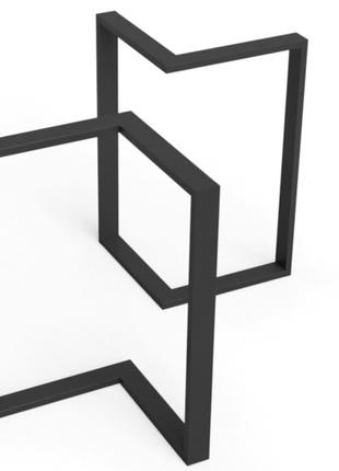 металеві Г-подібні меблеві опори