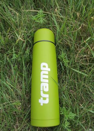 Питьевой термос Tramp Basic олива 0,5л