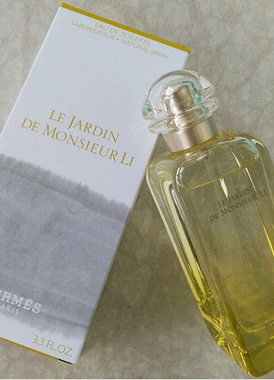 Аромат для мужчин и женщин Hermes Le Jardin de Monsieur Li 100 мл