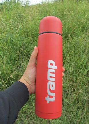 Питьевой термос Tramp Basic красный 0,75 л